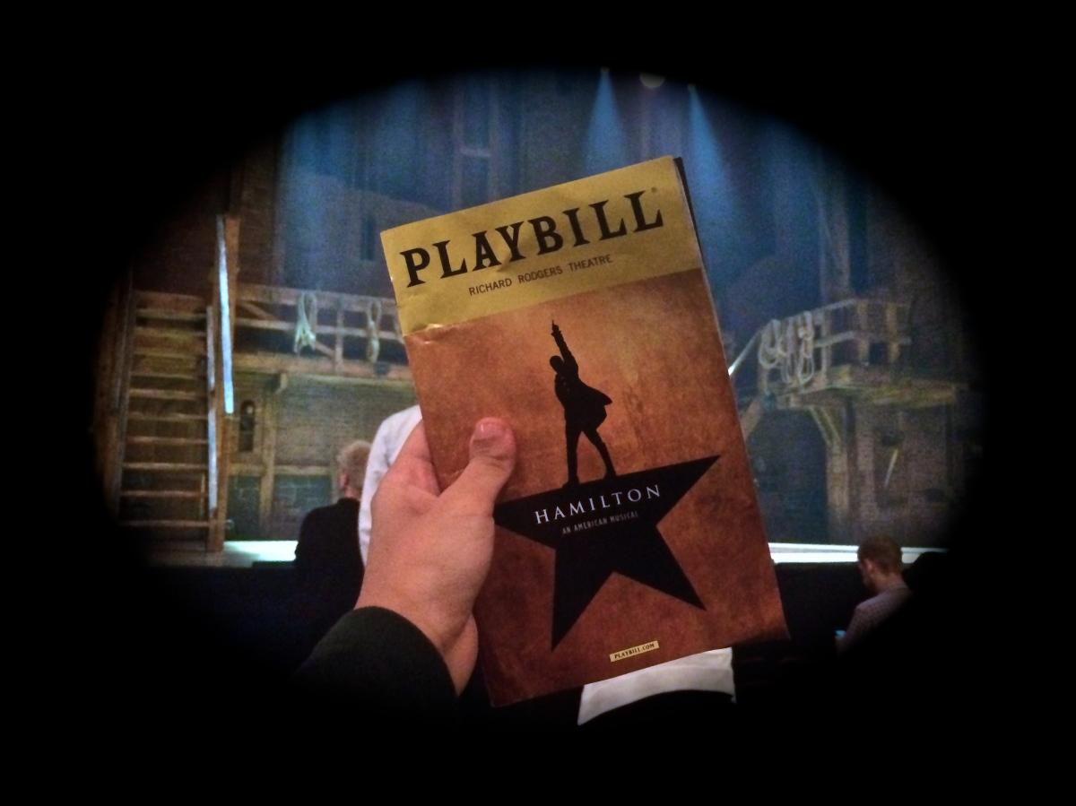 Hamilton: An AmericanMusical