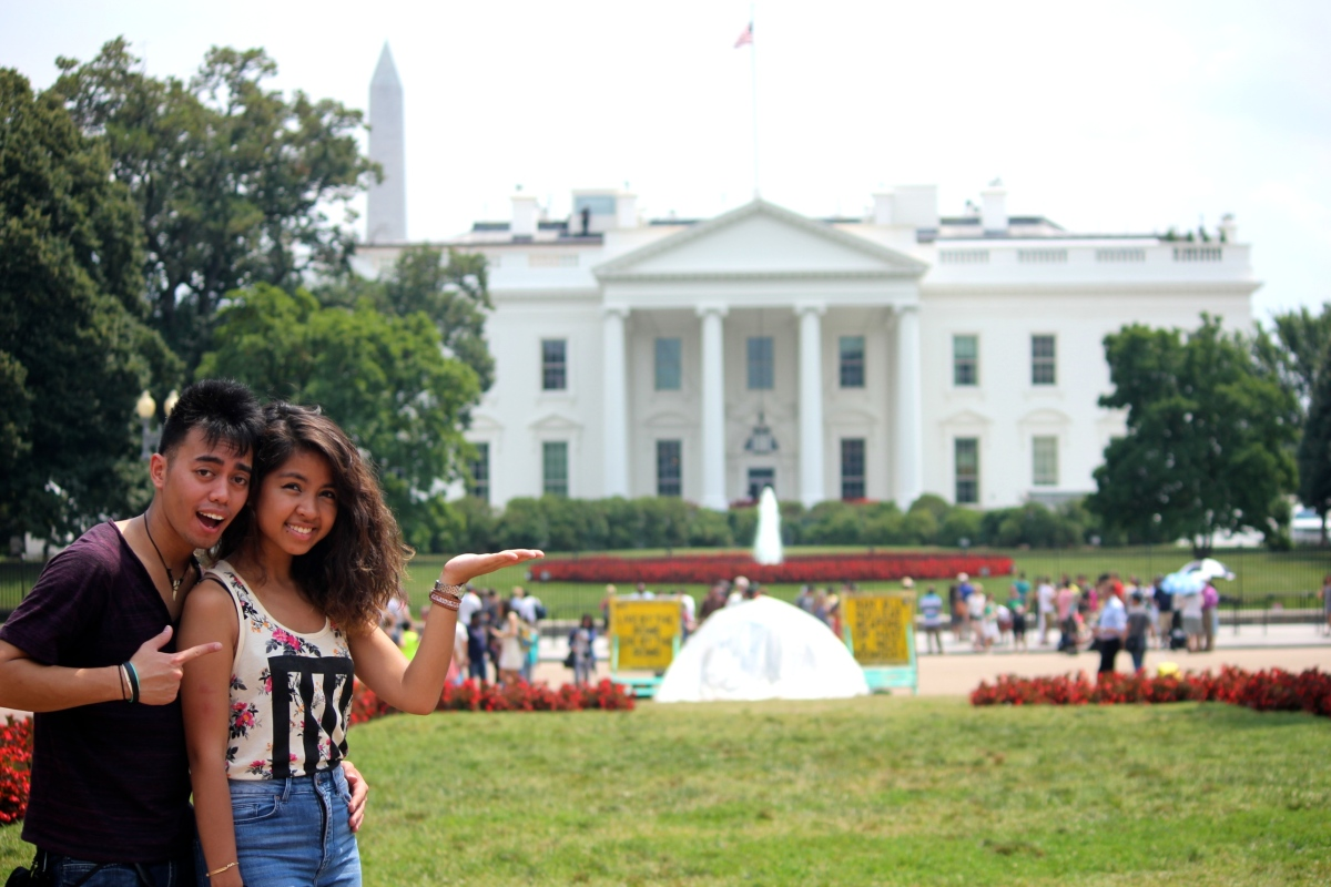 Washington, DC + Highlight Vlog